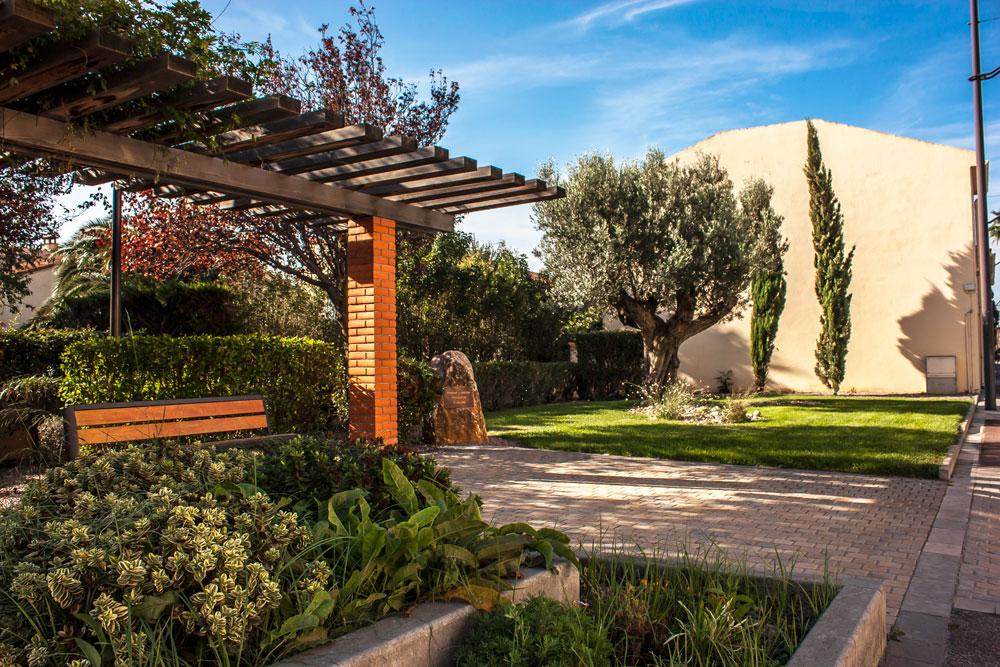 Espaces verts parcs et jardins pollestres site de la ville - Marches jardin pente pau ...